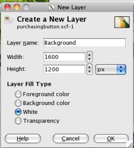 Create new layer