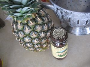 Pineapple and Cloves