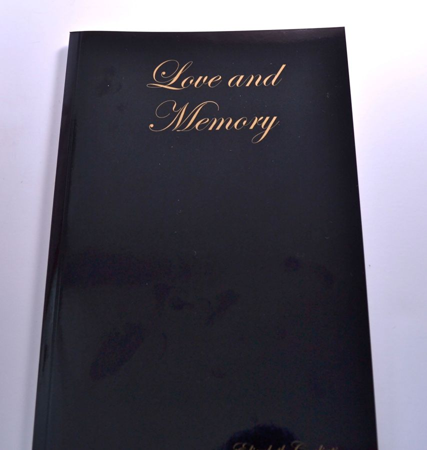 Love and Memory: A poetry chapbook